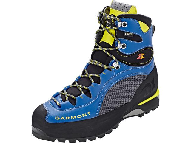Garmont Tower LX GTX Chaussures Homme, aqua blue/yellow